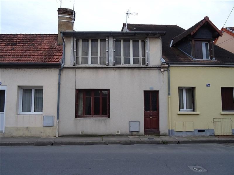 Revenda casa Moulins 39000€ - Fotografia 1