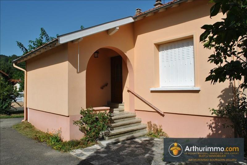 Sale house / villa Cessieu 155000€ - Picture 1