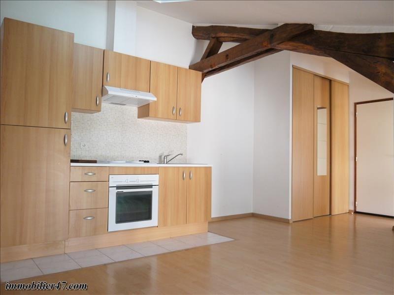 Location appartement Castelmoron sur lot 400€ CC - Photo 1