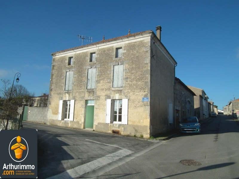 Sale house / villa Matha 40330€ - Picture 2