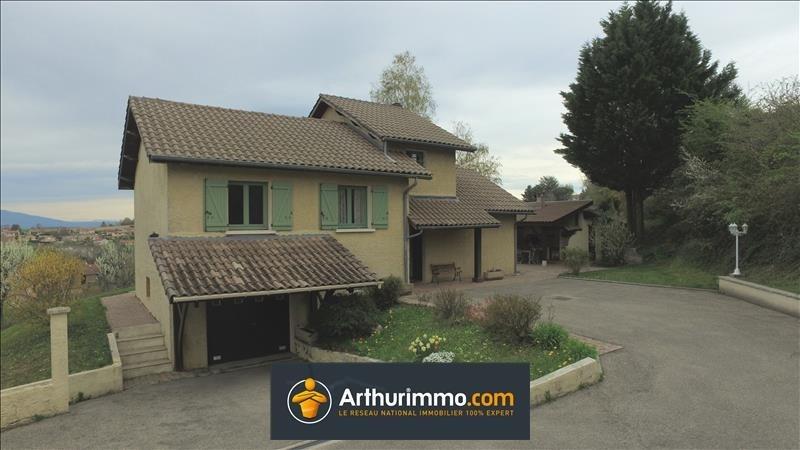 Sale house / villa St chef 265995€ - Picture 2