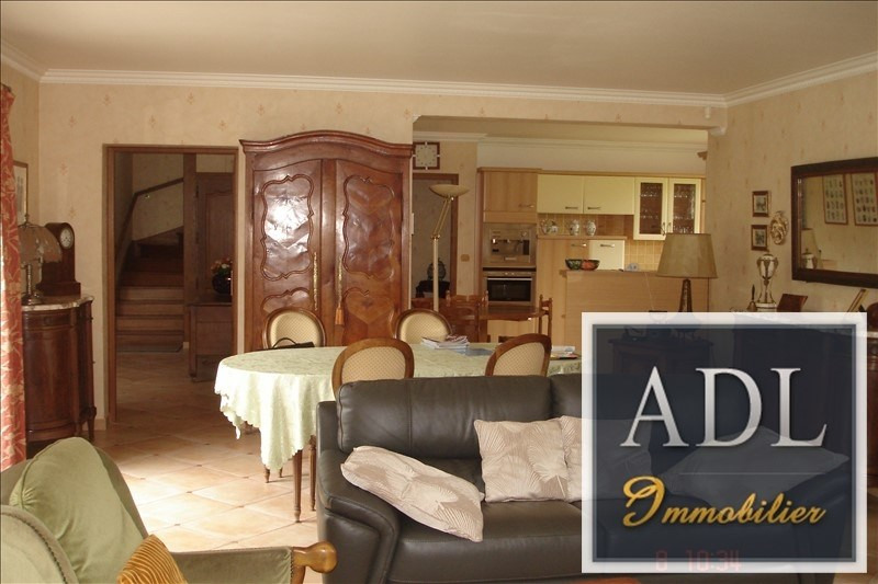 Sale house / villa Villaines sous bois 676000€ - Picture 9