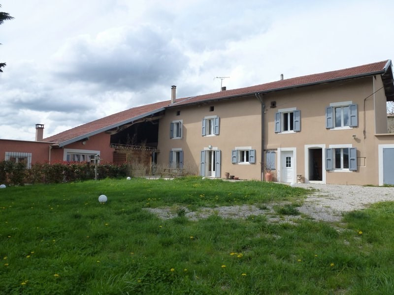 Vente maison / villa Hauterives 340000€ - Photo 1