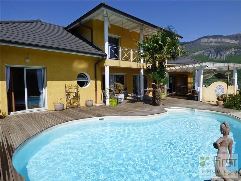 Immobile residenziali di prestigio casa Sonnaz 648000€ - Fotografia 1
