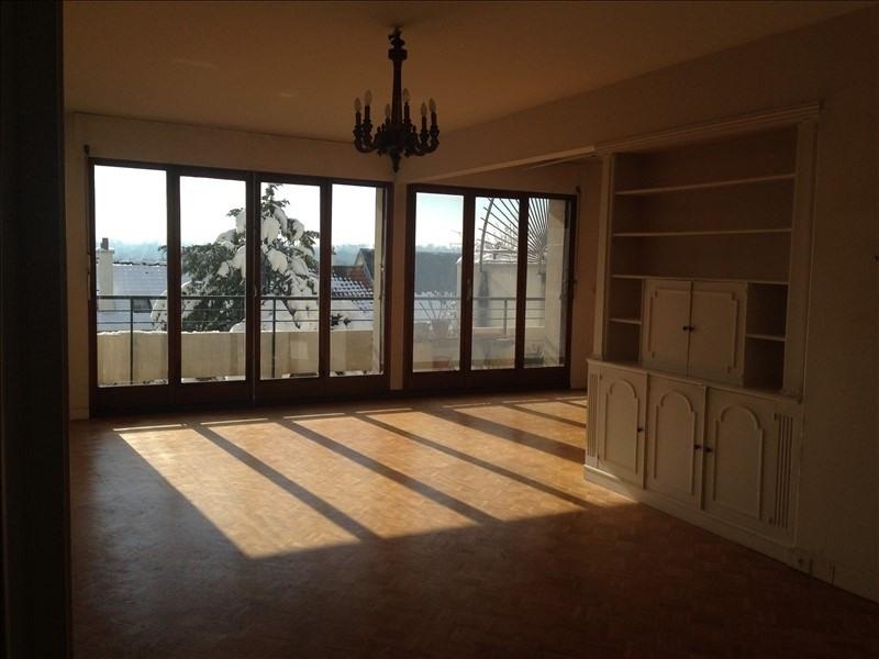 Sale apartment Saint-cloud 625000€ - Picture 3