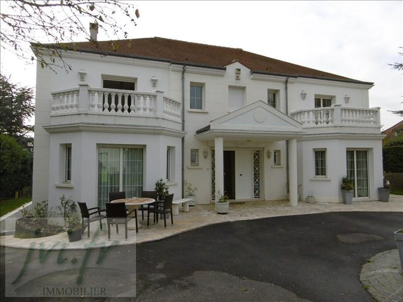 Vente de prestige maison / villa Deuil la barre 1500000€ - Photo 2