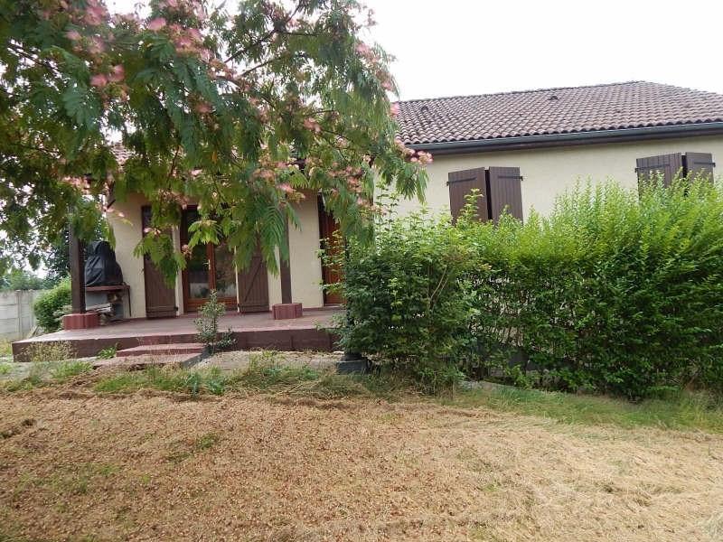 Vente maison / villa Moissannes 152000€ - Photo 2
