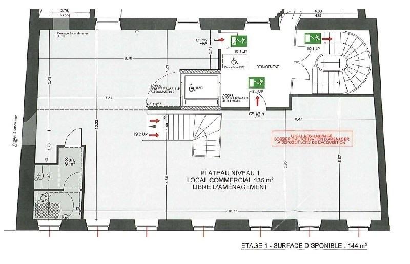 Rental empty room/storage Colmar 10000€ CC - Picture 3