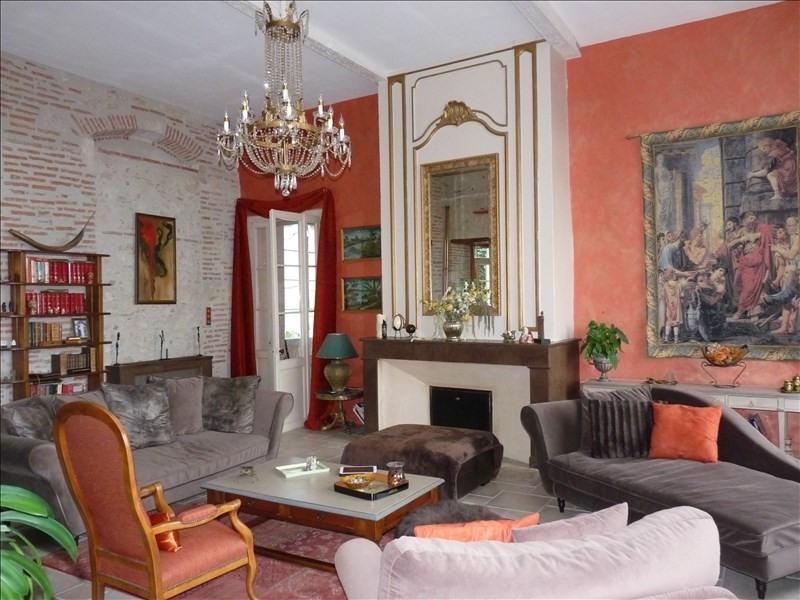 Deluxe sale house / villa Agen 436000€ - Picture 2