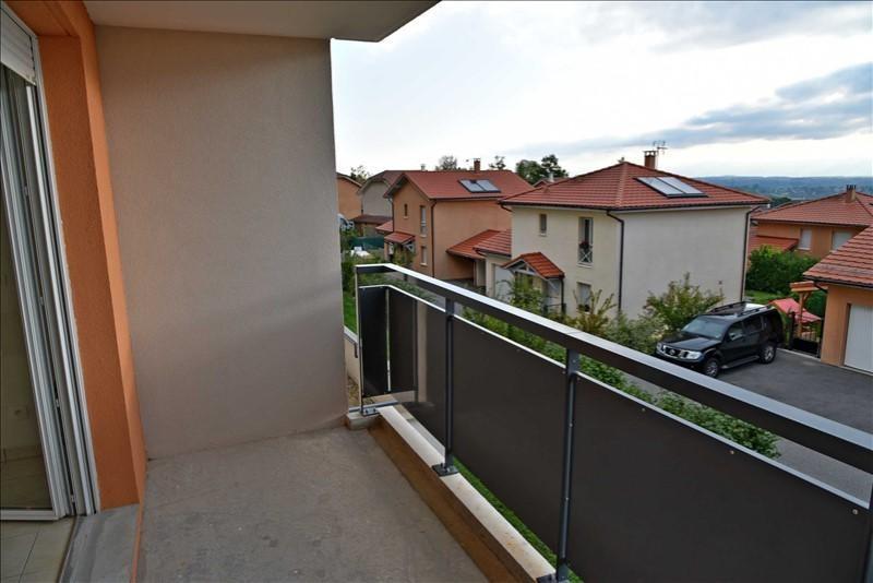 Rental apartment Collonges 783€ CC - Picture 10