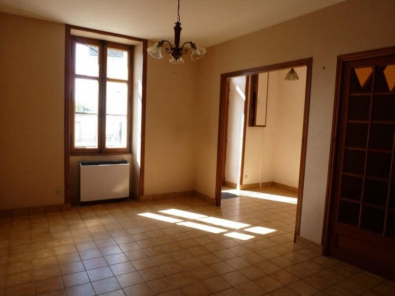 Location maison / villa Bonneuil matours 433€ CC - Photo 3