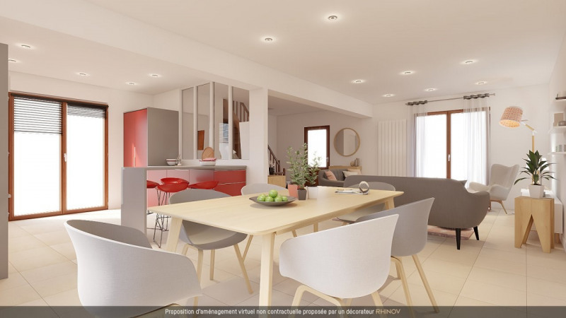 Vente de prestige maison / villa Lyon 3ème 680000€ - Photo 3