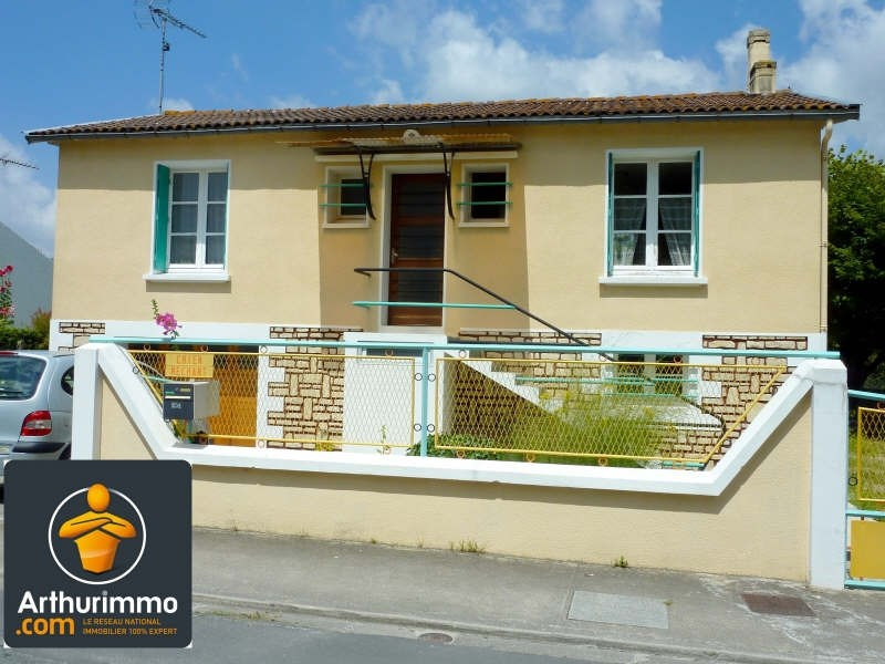 Sale house / villa Matha 86400€ - Picture 1