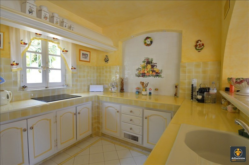 Deluxe sale house / villa St aygulf 1290000€ - Picture 7