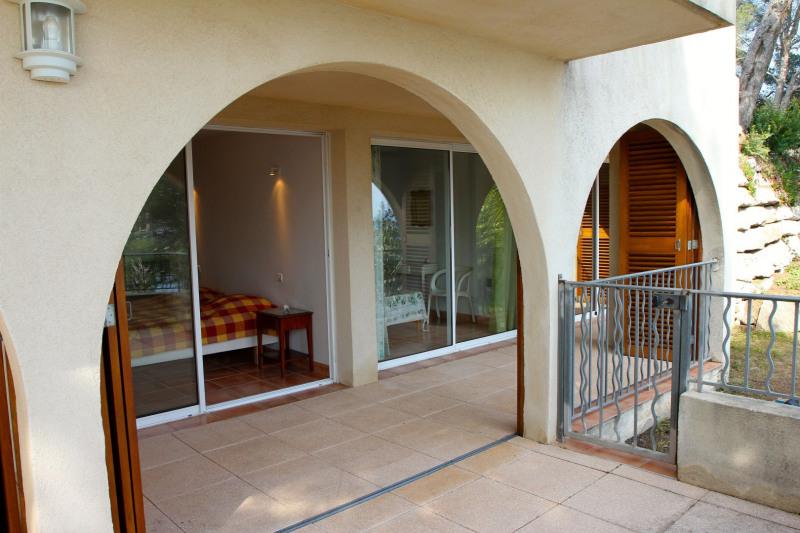 Location vacances maison / villa Cavalaire sur mer 1500€ - Photo 41