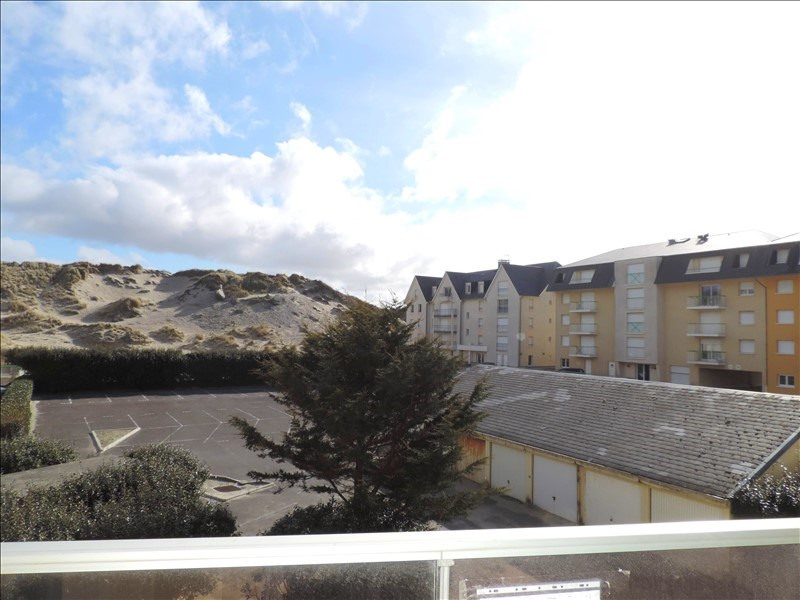 Vente appartement Fort mahon plage 75 950€ - Photo 1