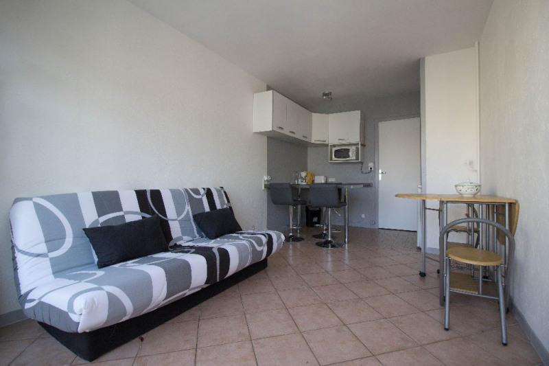 Rental apartment Nice 480€ CC - Picture 4