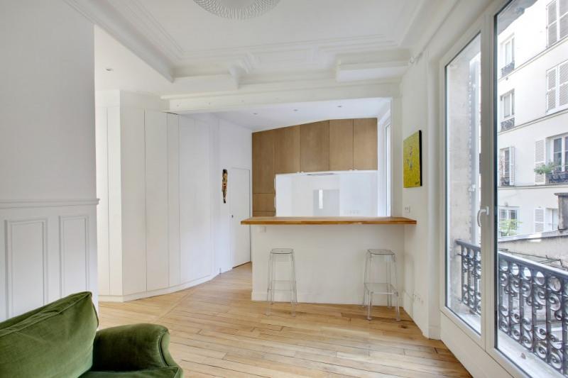 Verkoop  appartement Paris 9ème 450000€ - Foto 1