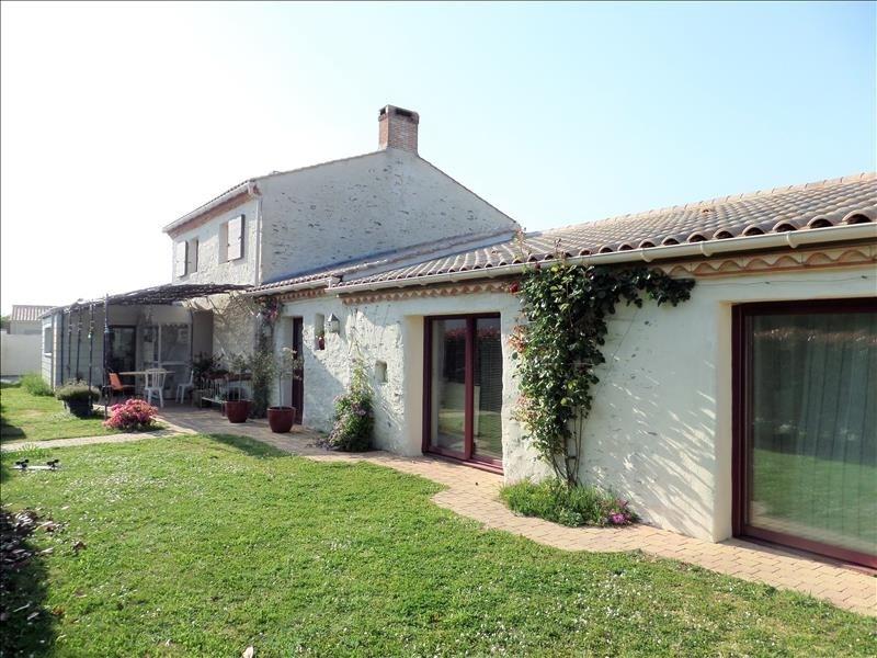 Sale house / villa La plaine sur mer 448000€ - Picture 2