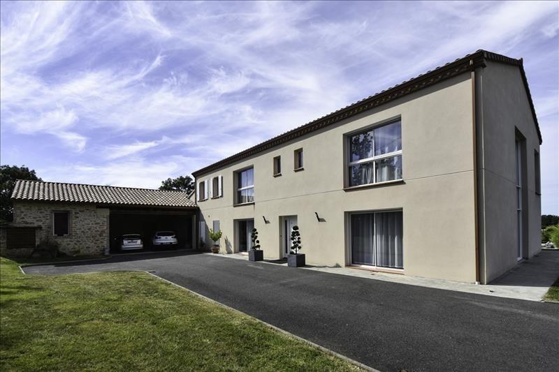 Revenda residencial de prestígio casa Albi 1134000€ - Fotografia 2
