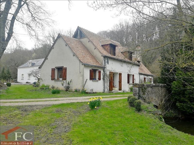 Sale house / villa Villedomer 244650€ - Picture 1