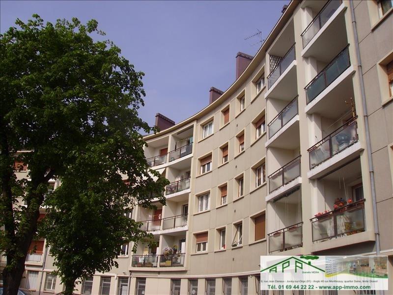 Sale apartment Juvisy 128000€ - Picture 1