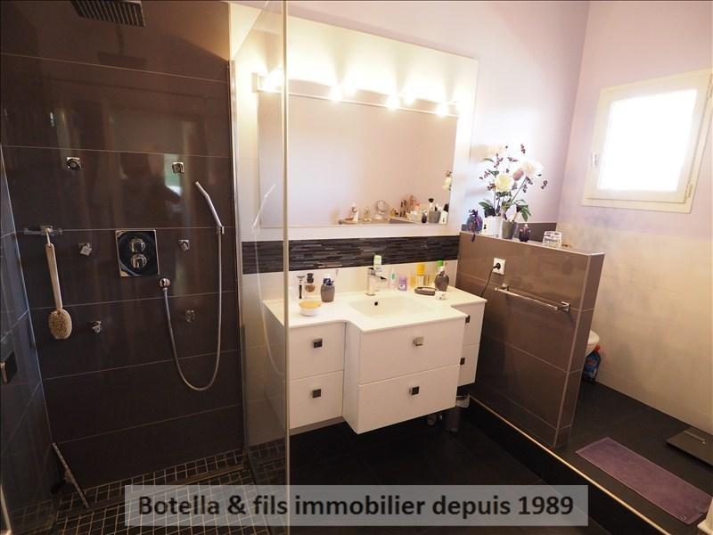 Vente de prestige maison / villa Goudargues 485000€ - Photo 9
