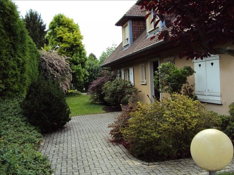 Deluxe sale house / villa Zimmersheim 593000€ - Picture 3