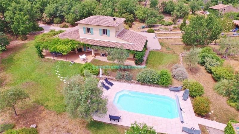 Vente de prestige maison / villa Saint cezaire sur siagne 572000€ - Photo 1