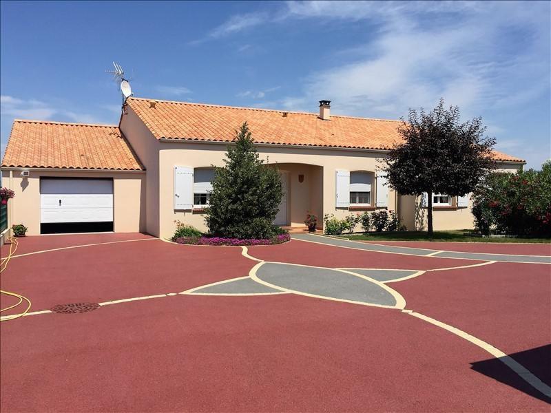Vente de prestige maison / villa Jard sur mer 495000€ - Photo 1
