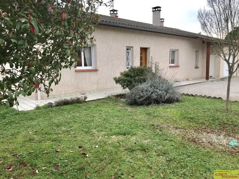 Vente maison / villa Castelginest 349500€ - Photo 1