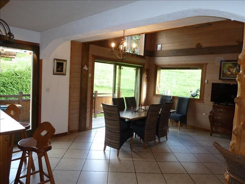 Immobile residenziali di prestigio casa Morzine 870000€ - Fotografia 3