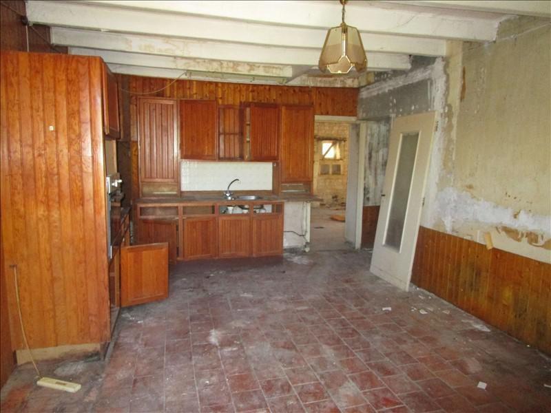 Vente maison / villa Matha 59400€ - Photo 3
