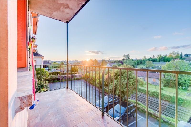 Sale apartment Besancon 119500€ - Picture 2