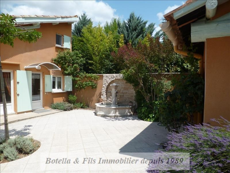 Venta  casa Barjac 255000€ - Fotografía 3