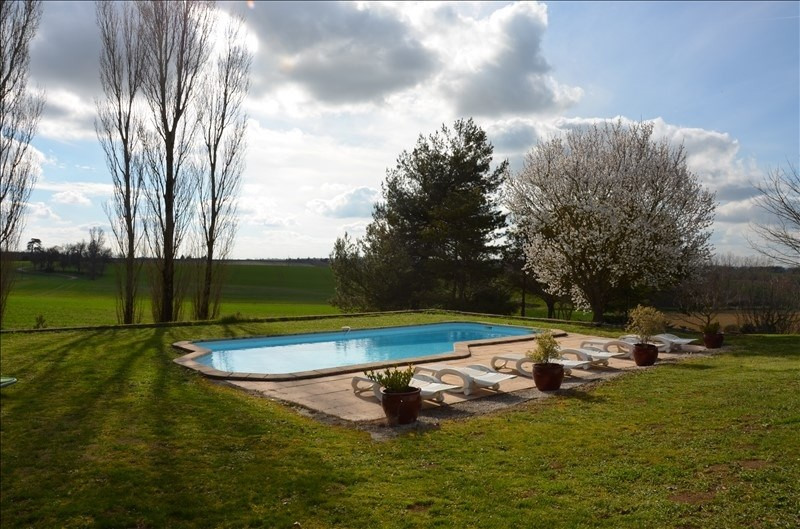 Deluxe sale house / villa Caraman (5 mn) 555 000€ - Picture 2