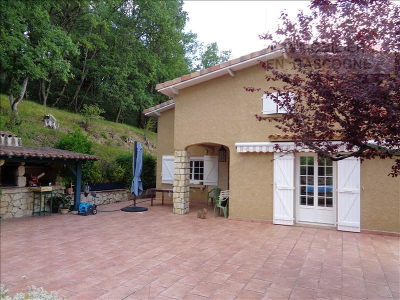 Vente maison / villa Pessan 315000€ - Photo 1