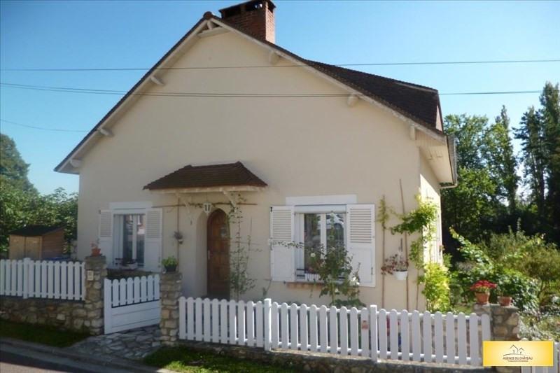 Venta  casa Mousseaux sur seine 239000€ - Fotografía 1