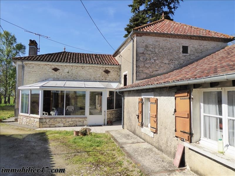 Vente maison / villa Pujols 175 000€ - Photo 2