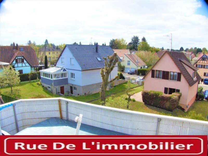 Produit d'investissement appartement Haguenau 186000€ - Photo 1