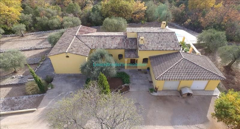 Vente de prestige maison / villa Saint cezaire sur siagne 560000€ - Photo 3