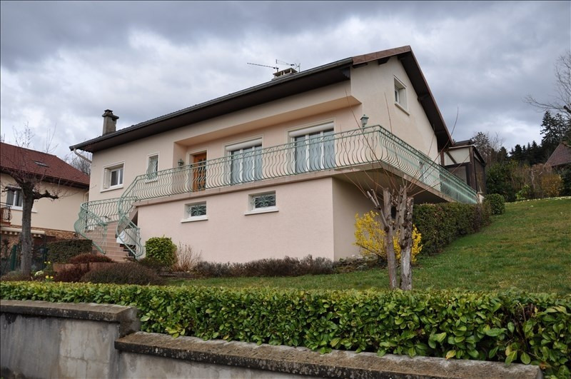 Vente maison / villa Oyonnax 289 000€ - Photo 1