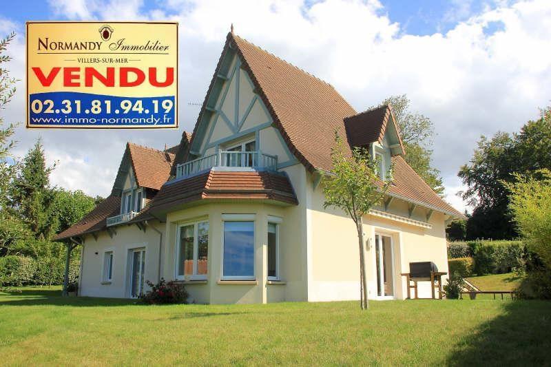Deluxe sale house / villa Villers sur mer 675000€ - Picture 1