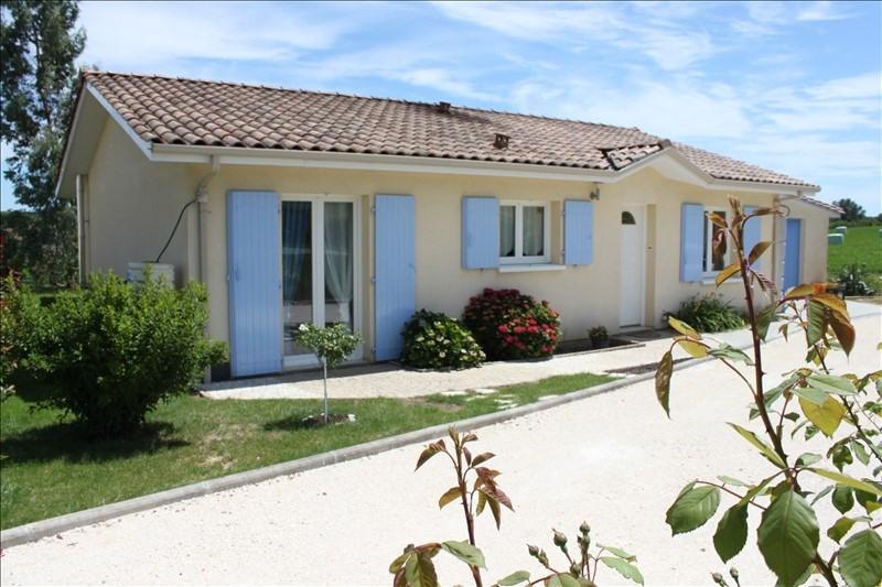 Vente maison / villa Sauveterre de guyenne 260000€ - Photo 2