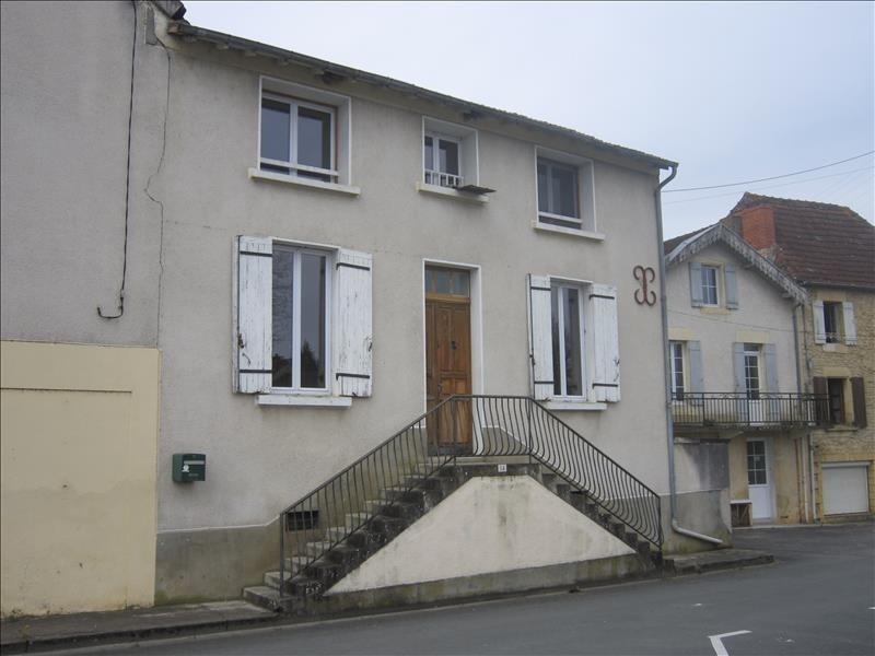 Sale building Le buisson de cadouin 59000€ - Picture 1