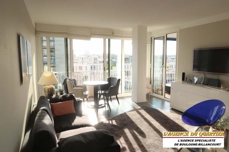 Venta  apartamento Boulogne billancourt 575000€ - Fotografía 1