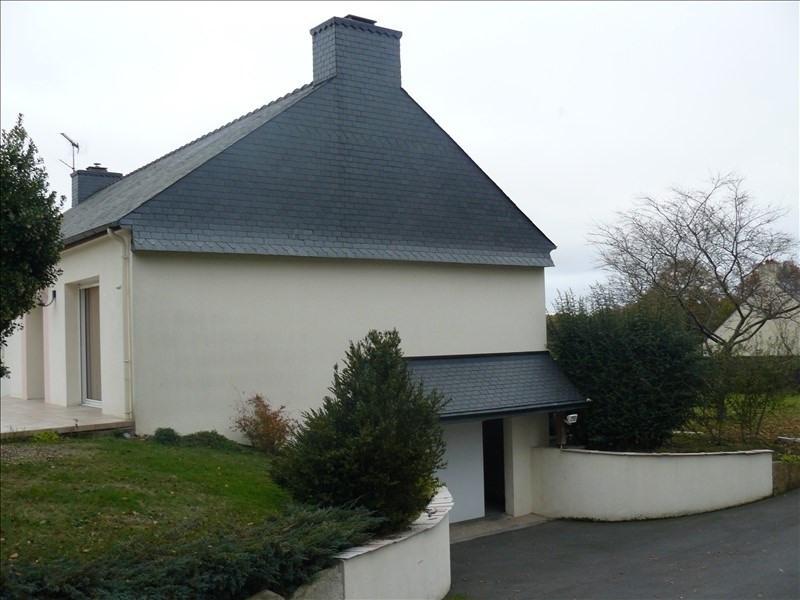 Sale house / villa Guehenno 178500€ - Picture 3