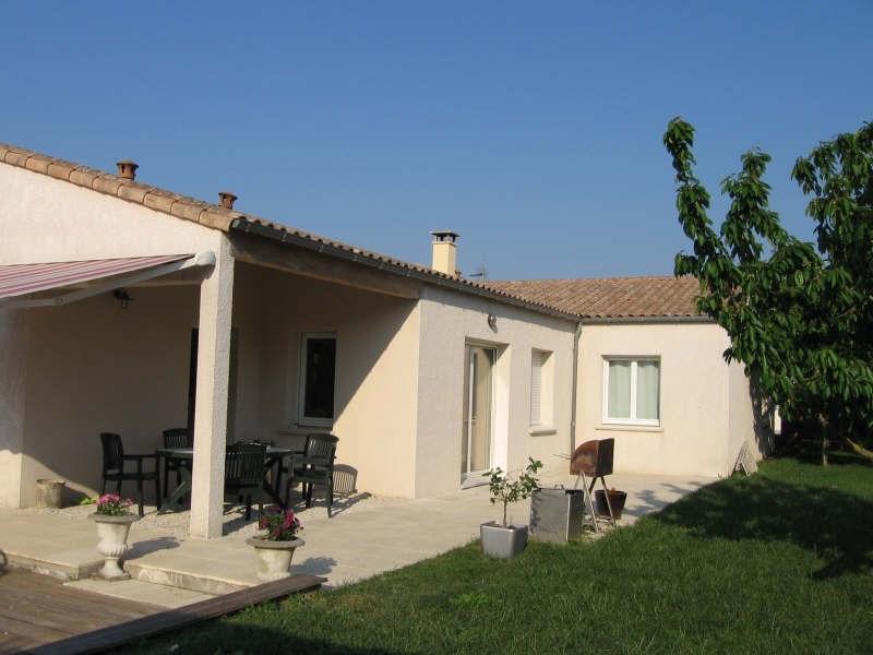 Sale house / villa Thaire 378720€ - Picture 1