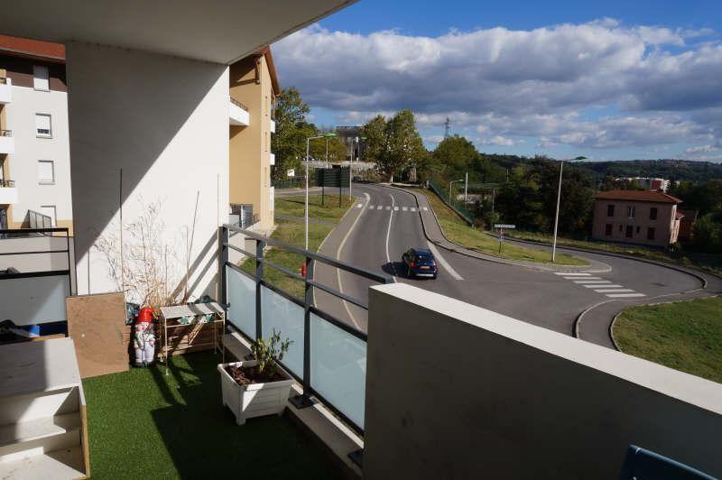 Vente appartement Chasse sur rhone 180000€ - Photo 9