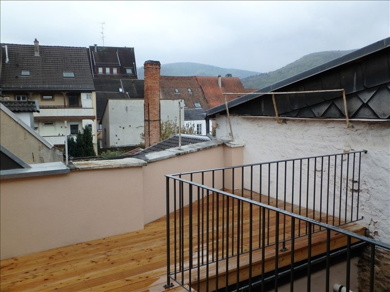 Rental apartment Saverne 675€ CC - Picture 2